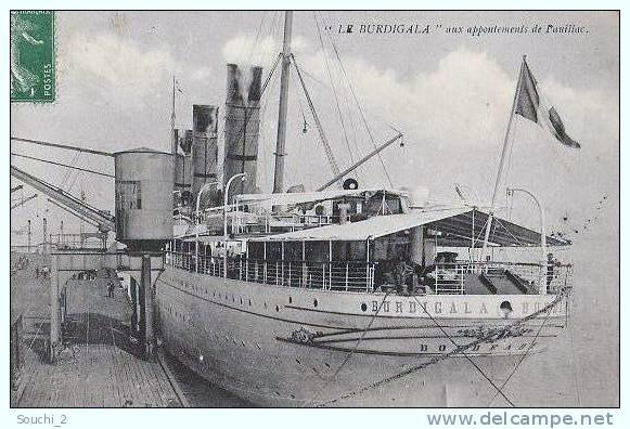 Burdigala in port