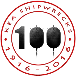 LOGO KEA SHIPWRECKS with black lines-MEDIUM